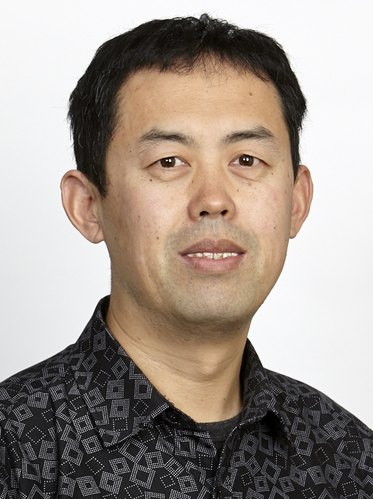 Photo of Wenhui Duan