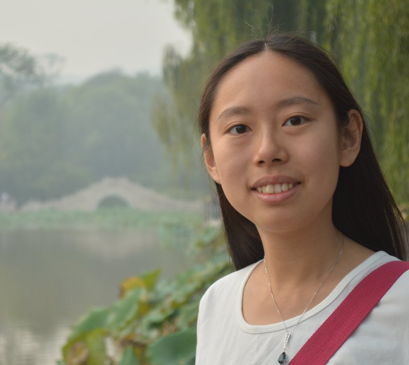 Photo of Leimin Tian