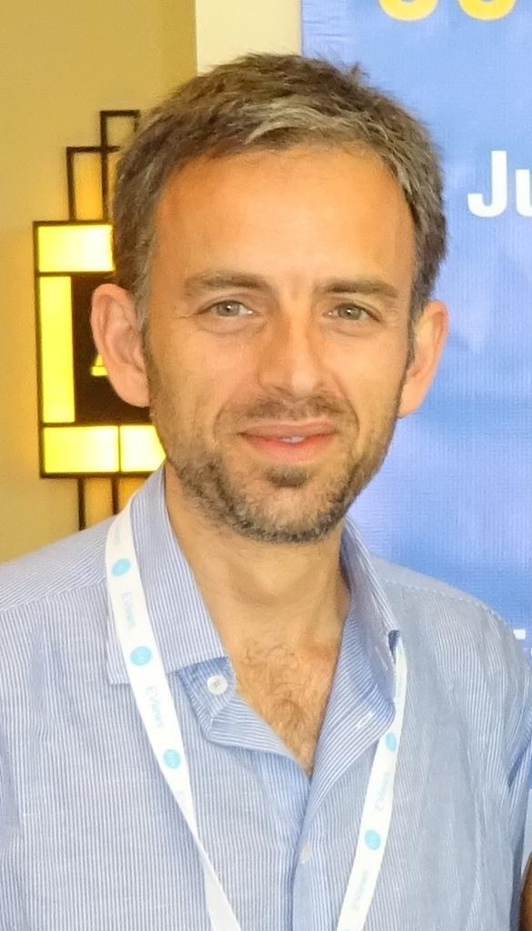 Photo of George Athanasopoulos