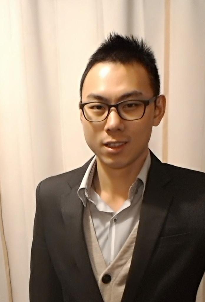 Photo of Joey Huang