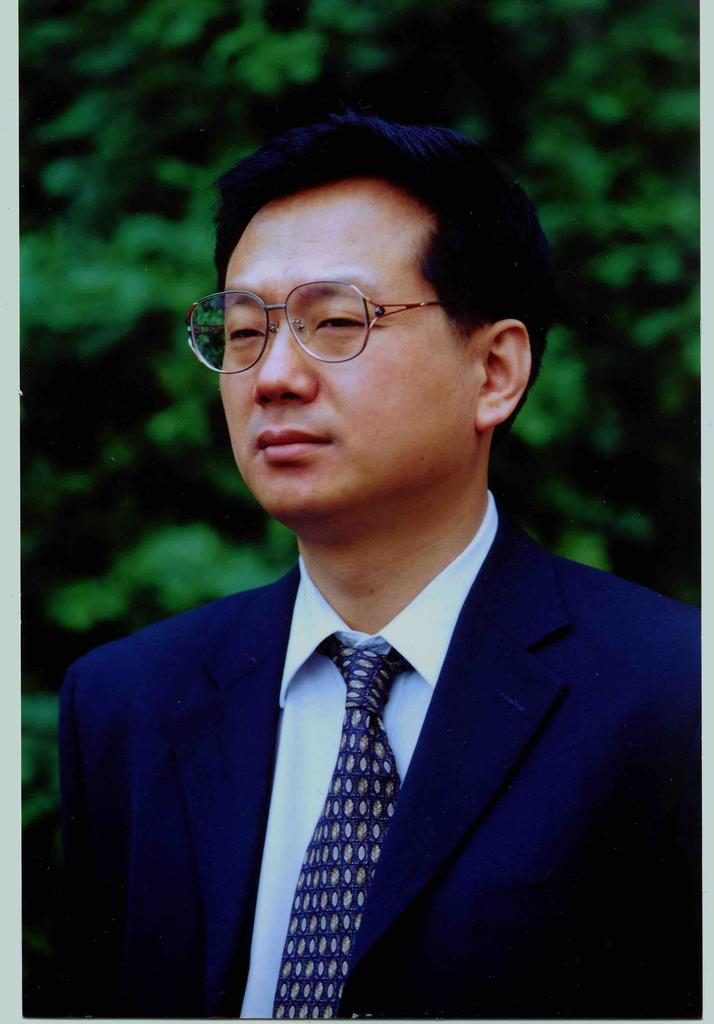 Photo of Lei Jiang