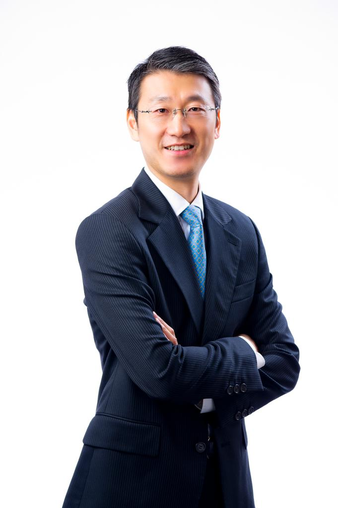 Photo of Jeff Wang