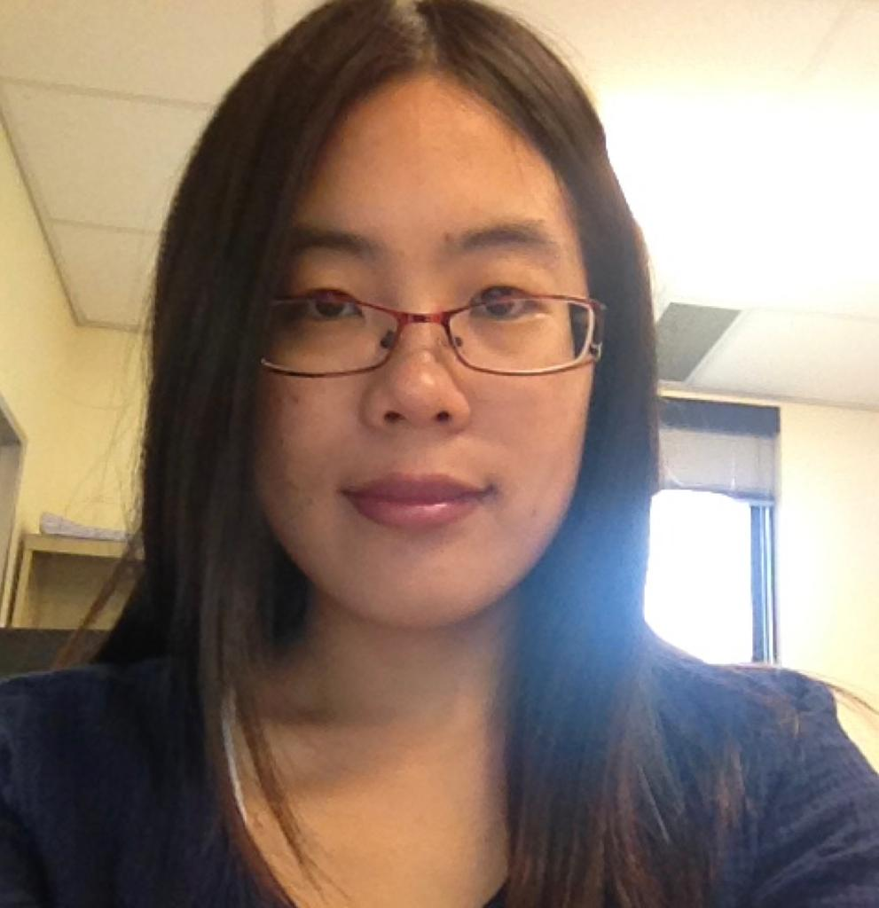 Photo of Teresa Wang