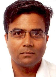 Photo of Santosh Panjikar