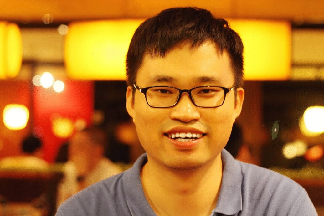 Photo of Shiqing Yao