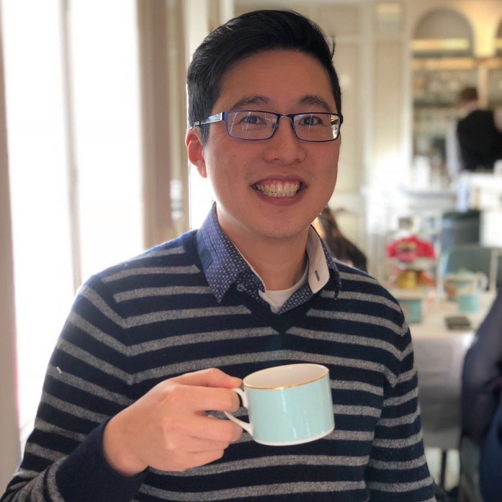 Photo of Jason Ong