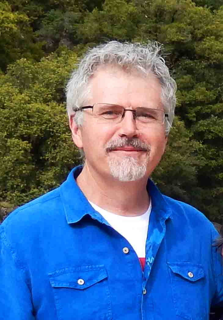 Photo of Ian McNiven