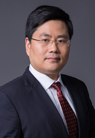 Photo of Aijun Huang