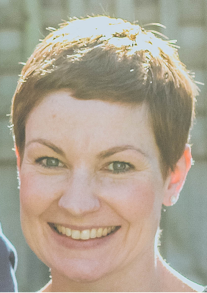 Photo of Leah Gerber
