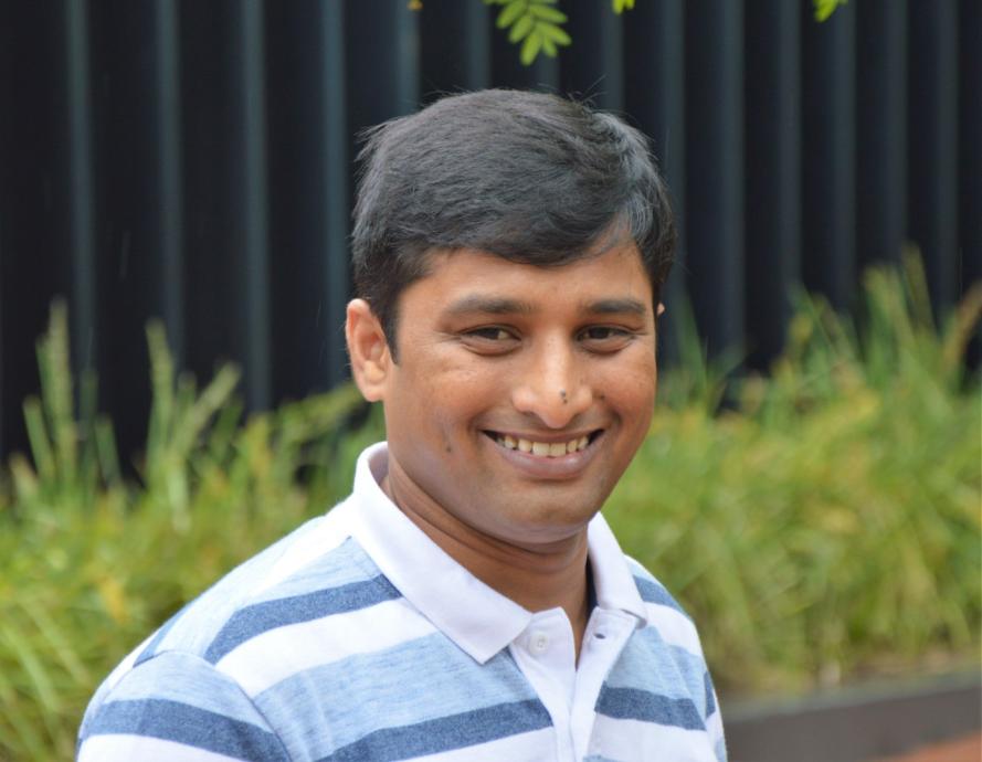 Ramesh Mudududdla
