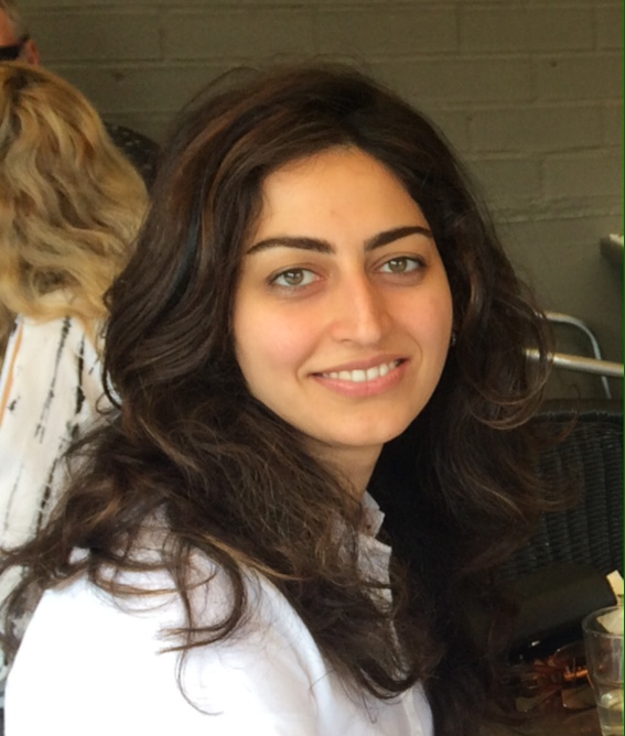 Photo of Mahsa Salehi