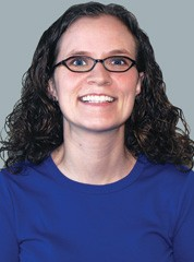 Photo of Jennifer Hall
